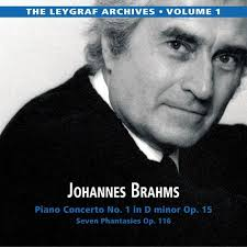 The Leygraf Archives: Volume 1 - Brahms Piano Concerto in D minor  - Hans Leygraf