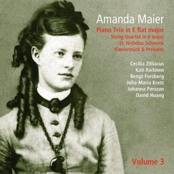 AMANDA MAIER, VOL. 3