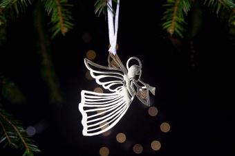 Hänge - flygande ängel