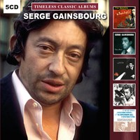 Gainsbourg, Serge - Timeless Classic Albums