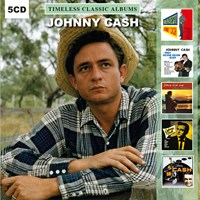 Johnny Cash - Timeless Classic Albums