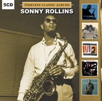 Sonny Rollins - Timeless Classic Albums
