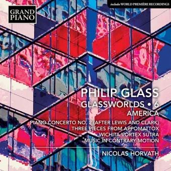 Glassworlds, vol. 6