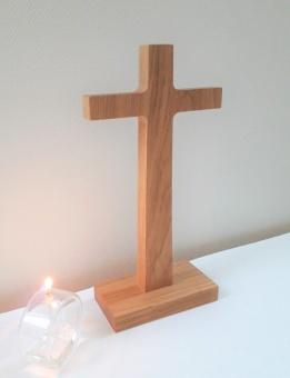Altarkors kapell, ek, 40 cm högt