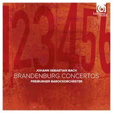 Brandenburg Concertos - Freiburger Barockorkester