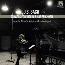 Bach, J.S - Sonatas for violin & harpsicord