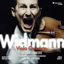 Viola Concerto - Antoine Tamestit