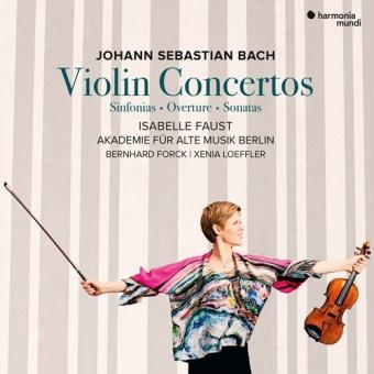 Violin Concertos, Sinfonias, Overture, Sonatas (2CD)
