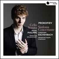 Cello Sonata + Sinfonia Concertante