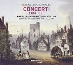 Concerti a Due Cori - Petra Müllejans