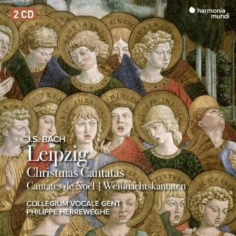 LEIPZIG CANTATAS (2CD)