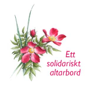 Ett solidariskt altarbord