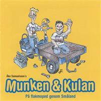 MUNKEN & KULAN PÅ FLAKMOPED GENOM SMÅLAND