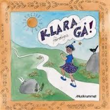 Klara, färdiga, gå! - CD