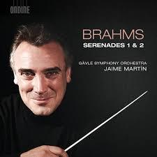 Serenades 1 + 2 - Gävle Symphony Orchestra with Jaime Martín (conductur)