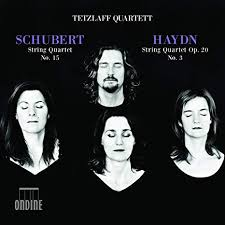 Schubert: String Quartet No. 15 / Haydn: String Quartet Op. 20, No.3
