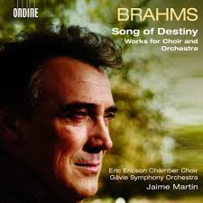 Song of Destiny - Works for Choir and Orchestra - Jaime Martin