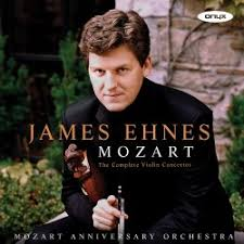 Complete Violin Concertos - James Ehnes