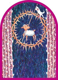 Påskkalender 2021 – Altarskåp