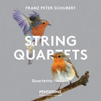 String Quartets Nos. 10 & 13