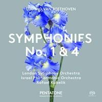 Symphonies No. 1 + 4