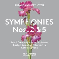 Symphonies Nos. 2 + 5