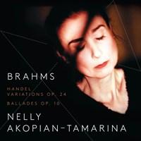Handel Variations + Ballades