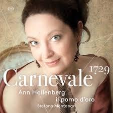 Carnevale 1729 - Ann Hallenberg