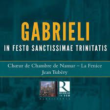 Gabrielli - In festo Sanctissimae Trinitatis