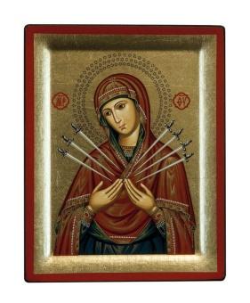 Maria: Gudsmoders sju sorger
