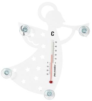 Termometer trumpetängel