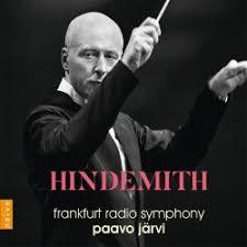 Hindemith - Paavo Järvi