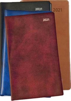Kyrkoåret 2021 fickkalender (olika färger)