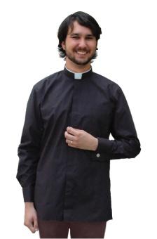 Tonsurskjorta FairTrade Herr