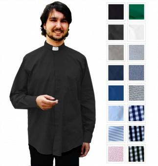 Frimärksskjorta FairTrade Herr