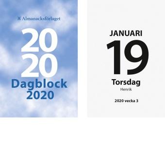 Dagblock 53x71 2020
