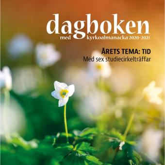 Dagboken med kyrkoårsalmanacka 2020-2021
