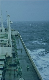 Destination Rotterdam: Ur en sjömansprästs dagbok med fokus på 1960-talet