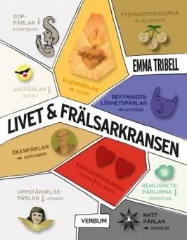 Livet + Frälsarkransen (konfirmandbok)