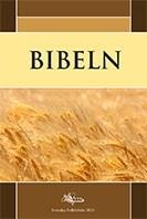 Folkbibeln 2015, pocketbibel, 133x200 mm