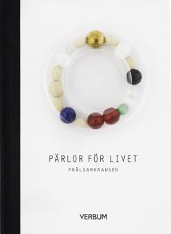 Pärlor för livet med Frälsarkransen av glas