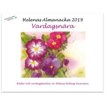 Vardagsnära: Helenas Almanacka 2019