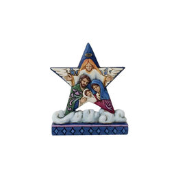 Holy Family Mini Star