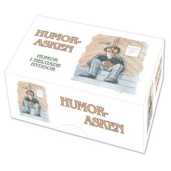 Humorasken - kortask