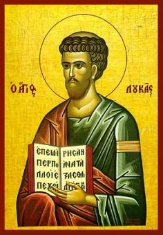 Evangelisten Lukas