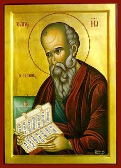 Evangelisten Johannes