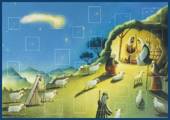 Julberättelsen - adventskalendern