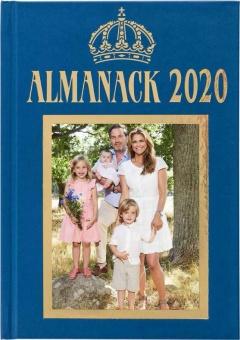 Vanliga Almanackan Kungafamiljen 2020