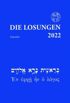 Die Losungen 2022 - Ursprachen