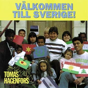 Välkommen till Sverige - CD